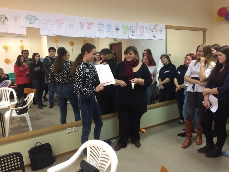 Студенты ФПиП прошли тренинг по подготовке волонтеров