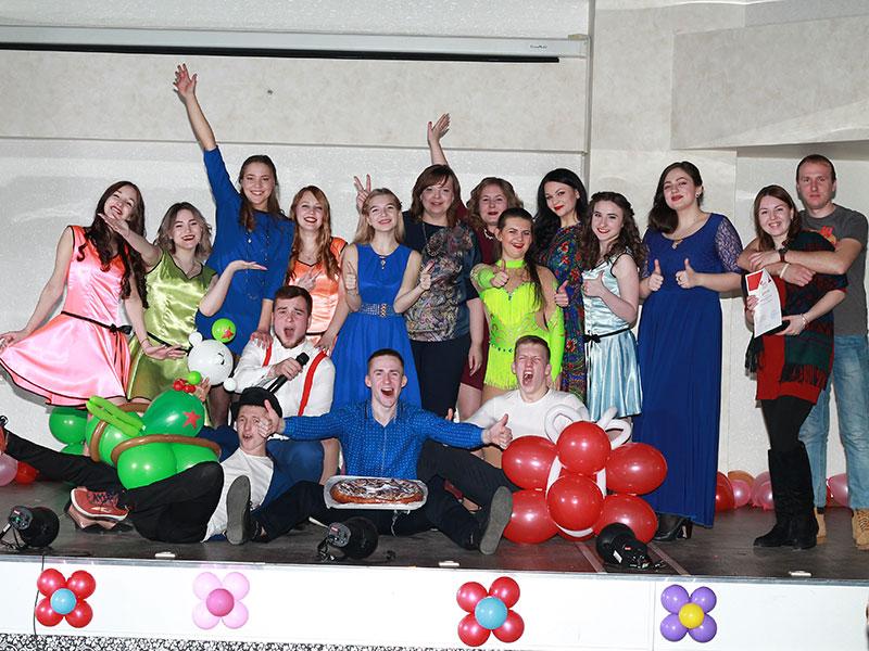 Концерт «23+8» прошел на факультете управления и социально-технических сервисов