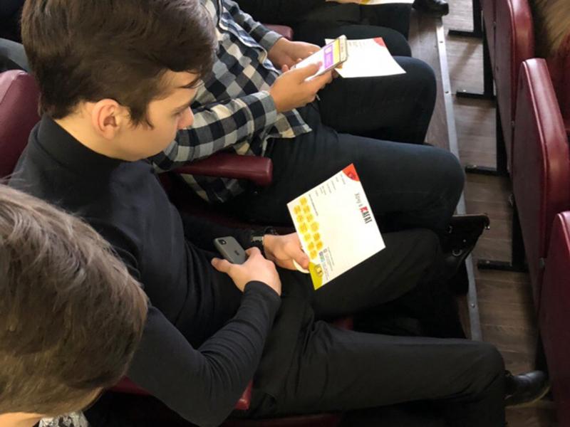 Встреча с работодателями состоялась на факультете управления и социально-технических сервисов