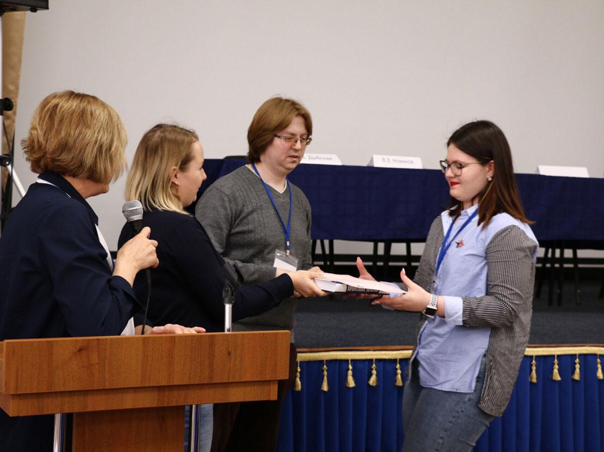 Студентка ФУиСТС представила доклад про цифровую логистику на международной студенческой конференции
