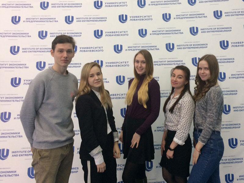 Студенты ФУиСТС заняли первое место в областном туре Всероссийской студенческой олимпиады по экономике и организации производства