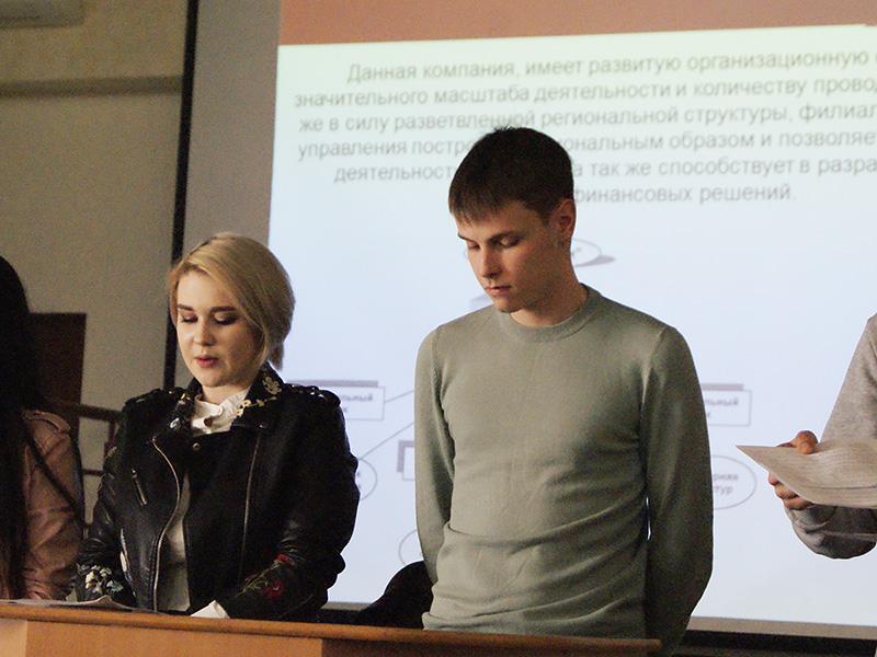 На ФУиСТС прошел факультетский этап конкурса «Ярмарка проектов»