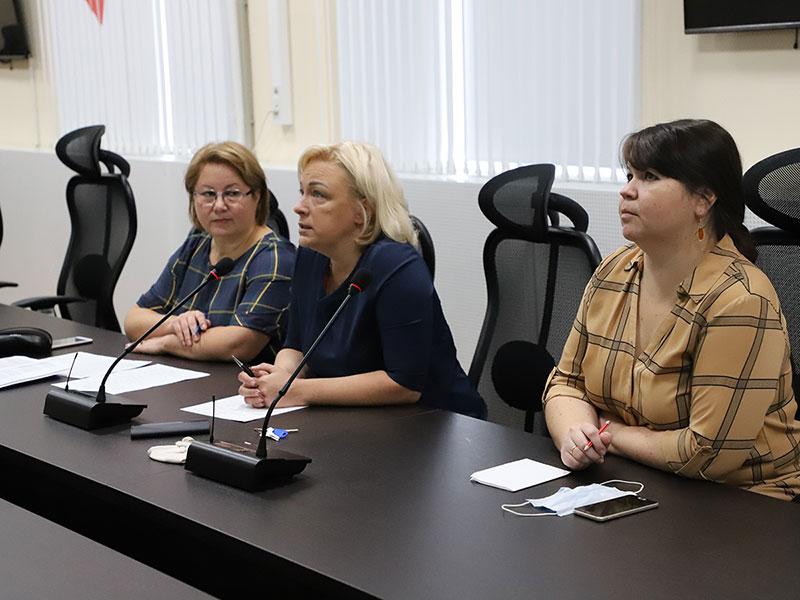 Состоялось заседание оргкомитета Всероссийского конкурса «Лучший учитель географии»