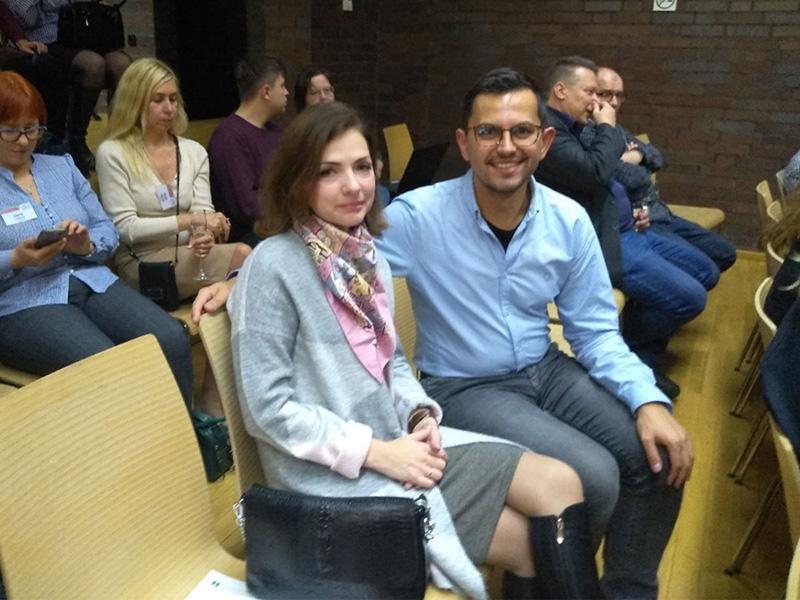 Преподаватель Мининского университета приняли участие в конференции для выпускников германских программ «Между соблазнами возможности и предостережениями ответственности»