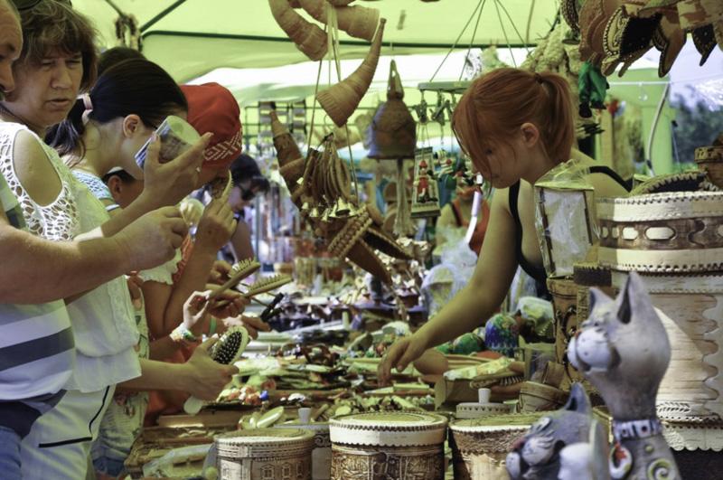 Преподаватели и студенты ФДИИМТ приняли участие во Всероссийском фестивале гончарного искусства