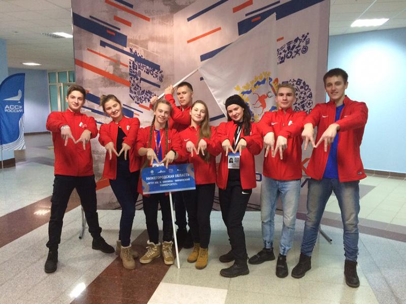 Студенты Мининского университета приняли участие во Всероссийском фестивале ГТО