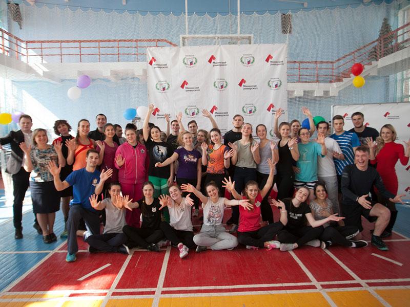 РУМЦ Мининского университета провел спортивное мероприятие в честь Всемирного дня здоровья