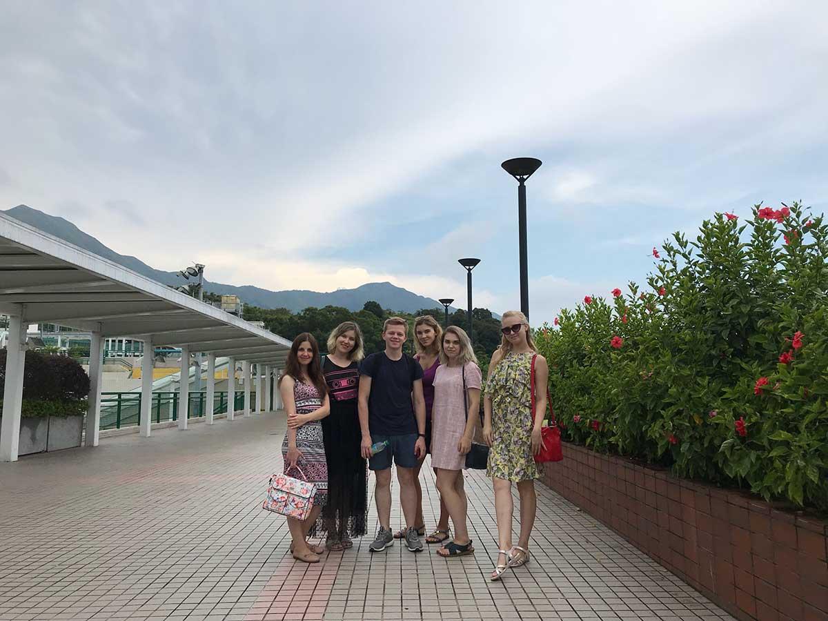Магистранты ФГН прошли двухнедельное обучение  в Университете образования Гонконга