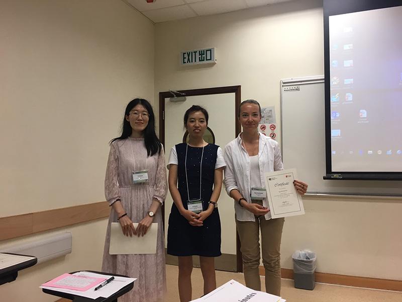 Преподаватели Мининского университета приняли участие в Летней школе для молодых ученых  в Гонконге