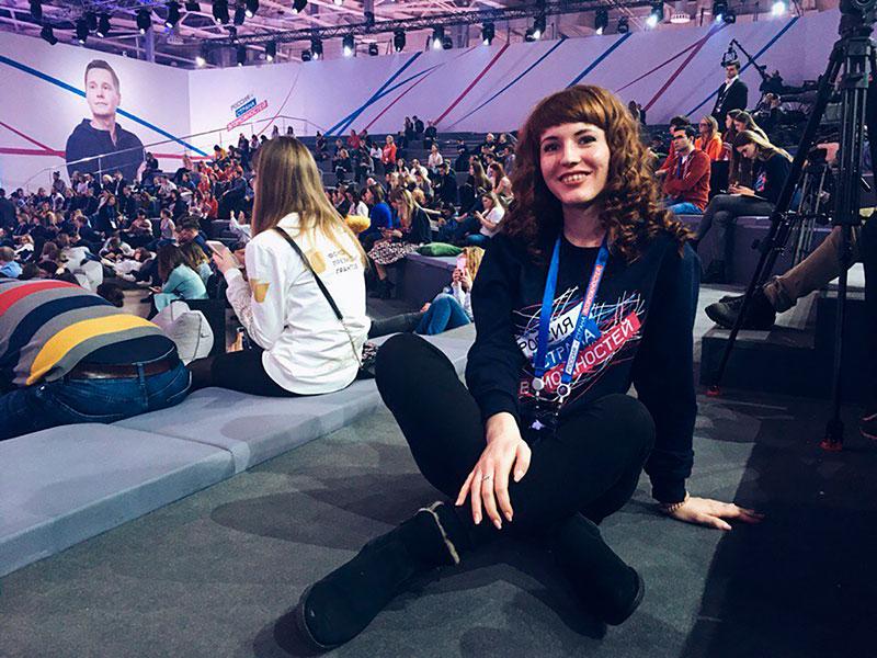 Выпускница Мининского университета Игошина Кристина: «Я наконец-то осознала, что нашла «своё дело» именно с подачи любимого университета»
