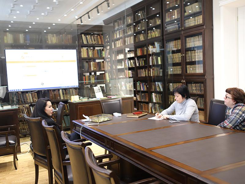 Мининскому университету открыт бесплатный тестовый доступ к электронно-библиотечной системе IPRbooks