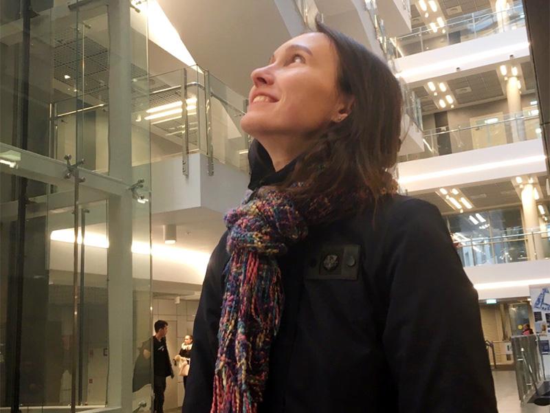 Касимова Анастасия, победитель олимпиады «Я — профессионал»: «Мне хотелось углубить знания в данных областях, приобрести новые, решая нестандартные задачи»