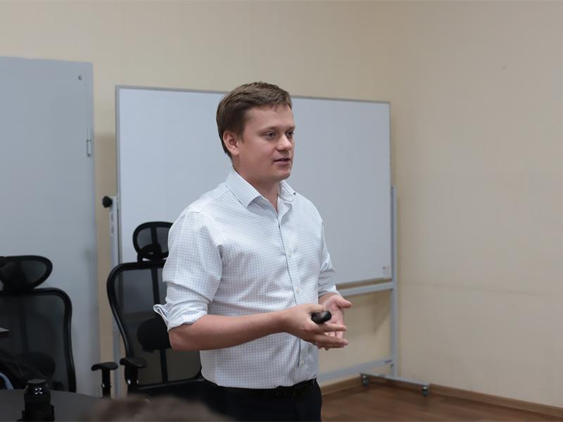 Студенты Мининского узнали о кибербезопасности