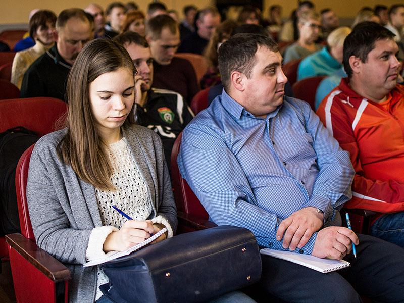 14 ноября 2018г. прошла Региональная практическая конференция по вопросам организации и проведения различных этапов Всероссийской олимпиады школьников по физической культуре и безопасности жизнедеятельности