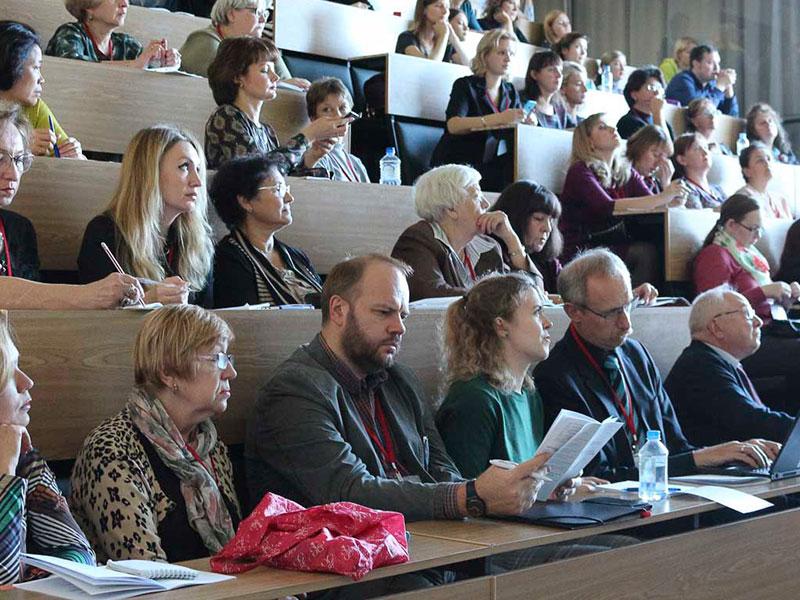 Преподаватели Мининского университета приняли участие в VIII международном конгрессе по когнитивной лингвистике «Cognitio и communicatio в современном глобальном мире»