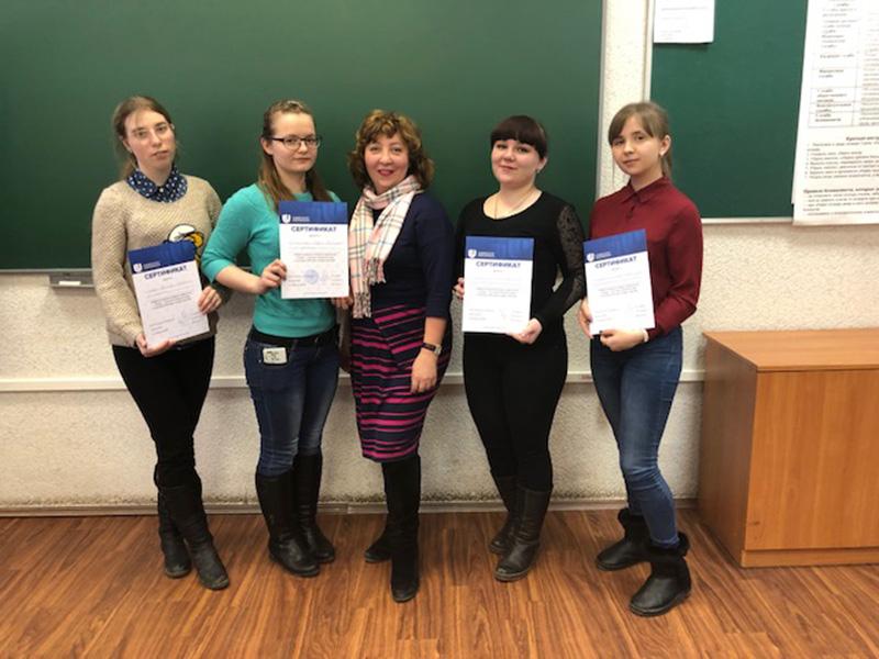 Студенты Мининского университета приняли участие в конкурсе «Город-участник чемпионата мира по футболу – глазами студентов»