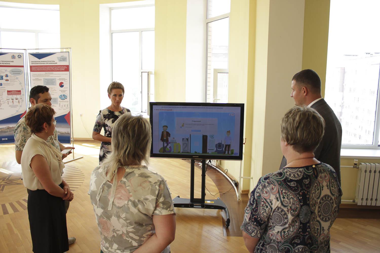 Мининский университ представил новый проект на Областном образовательном  форуме «Стратегия развития образования Нижегородской области»