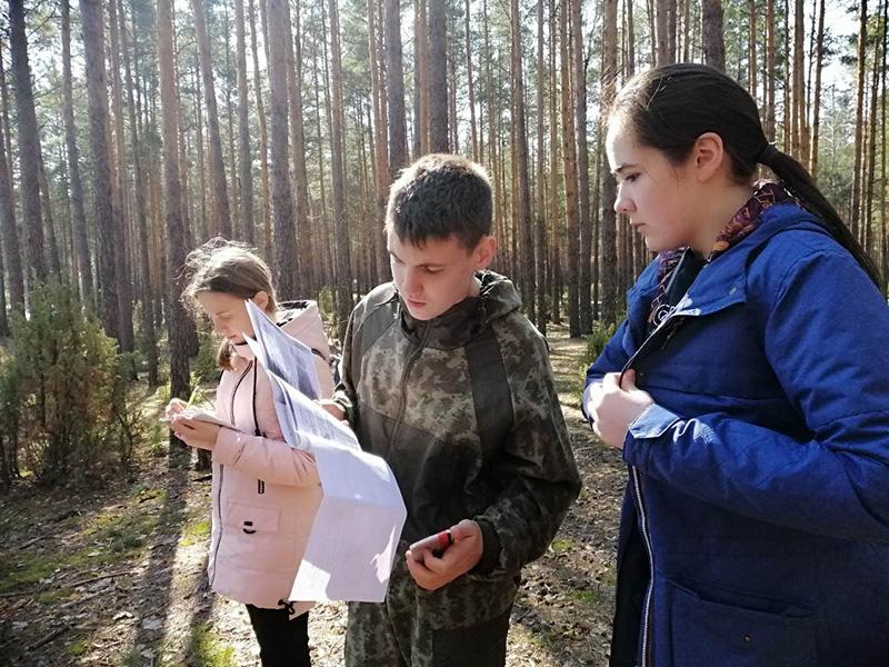 На базе детского центра «Лазурный» состоялась вторая профильная смена для одарённых детей по географии