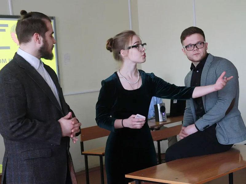 18 апреля командой Лиги Включительных Людей была организована и проведена образовательная игра «Лабиринты дизонтогенеза»