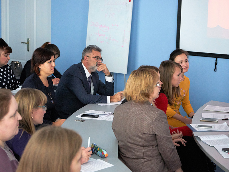 Международная научная конференция «Городской текст в английской и других европейских литературах» прошла в Мининском университете