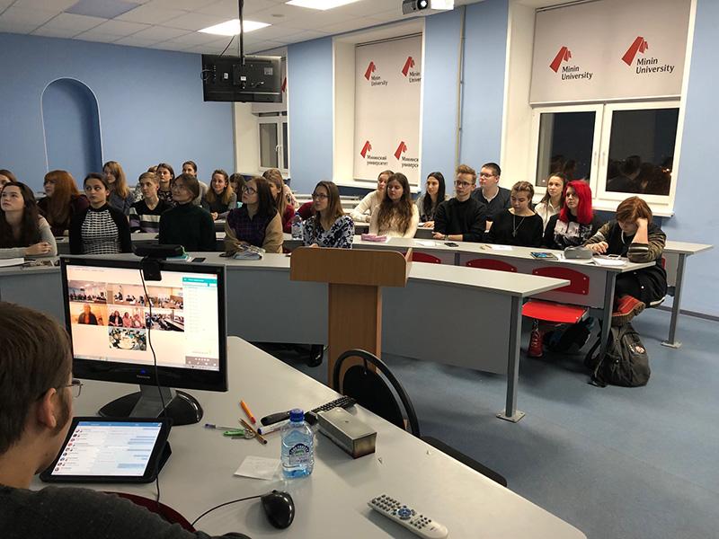 Онлайн-коллоквиум Школы волонтеров чтения «Классическая литература в современном школьном образовании» прошел в Мининском университете