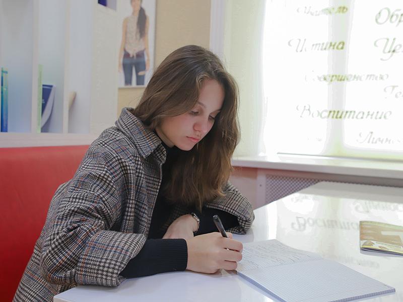 Елизавета Щипатова: «В будущем я хочу прививать детям любовь к книгам»