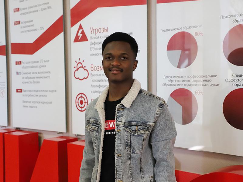 Даниэль Пемба: «Я хочу стать педагогом. В Малави острый дефицит таких специалистов!»