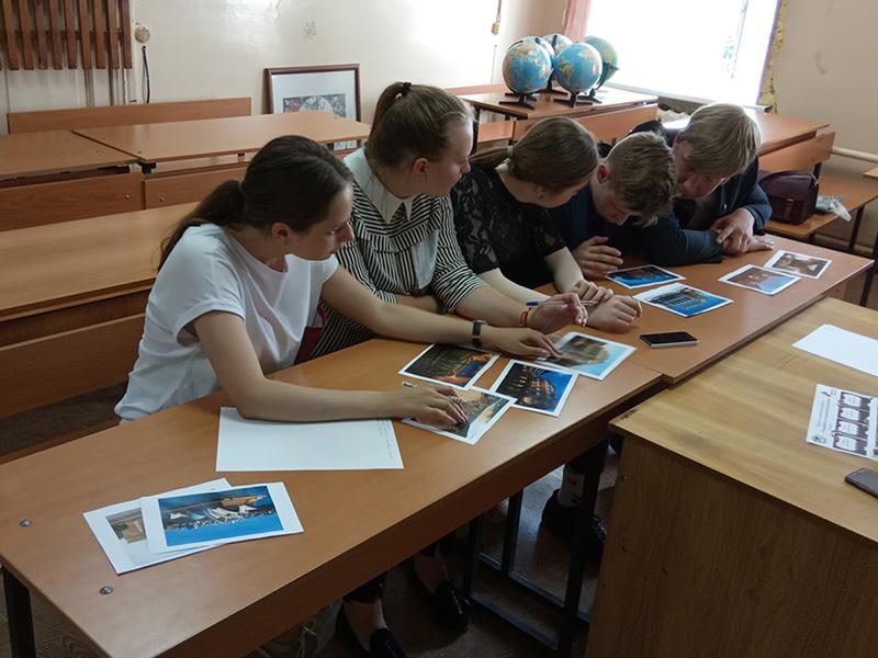 Ежегодный эколого-географический марафон для учащихся школ Нижнего Новгорода прошел на ФЕМиКН