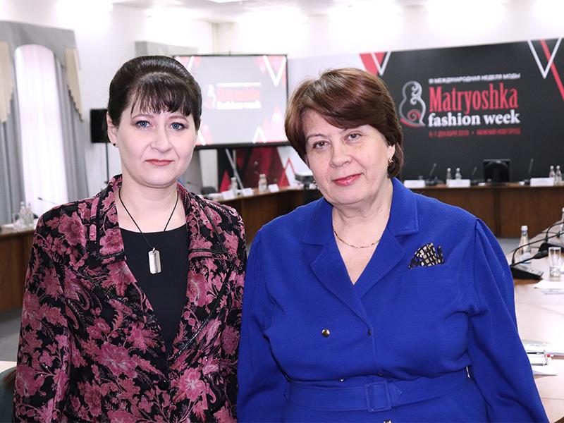 Преподаватели ФДИИМТ приняли участие в  III Международной  неделе моды «Matryoshka Fashion Week»