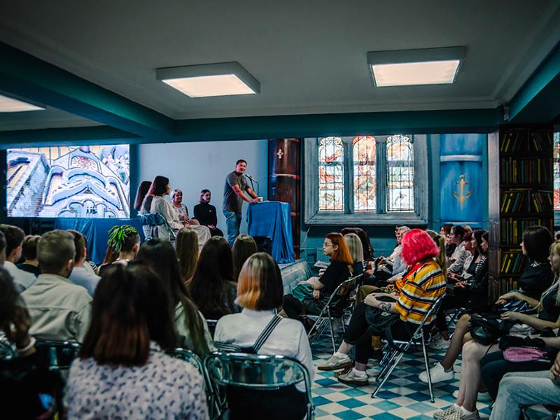 Преподаватели и студенты факультета гуманитарных наук Мининского университета выступили с докладами на IV Международной научной конференции «Образ Родины: содержание, формирование, актуализация»