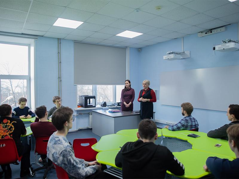 Студенты ФЕМиКН примут участие в проектном офисе, реализующем региональную программу «Цифровая экономика»