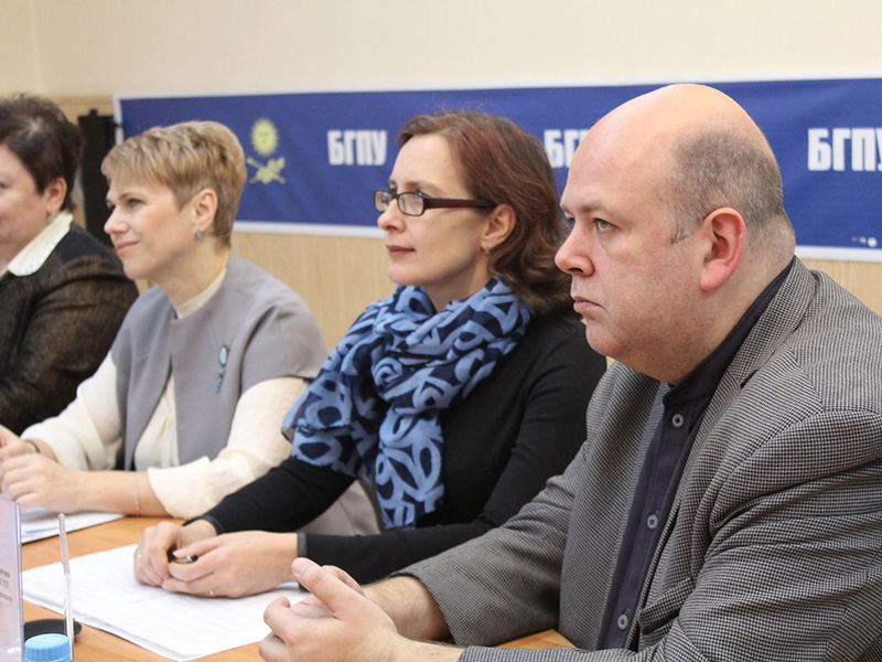 Мининский университет и БГПУ им. М. Танка планируют реализовать совместный проект по изучению возрастных структур региональных педагогических сообществ