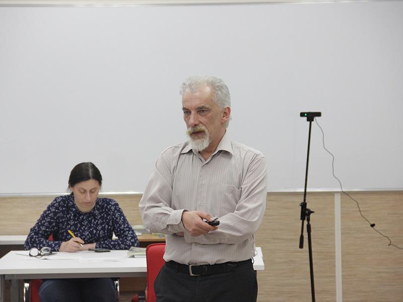 Лекторий Мининского университета: о современных методах анализа и оценке биоразнообразия, проблемах экодиагностики состояния окружающей среды