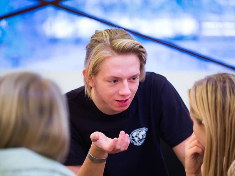 Студент-географ Мининского университета принял участие в III Всероссийской молодёжной школе туризма