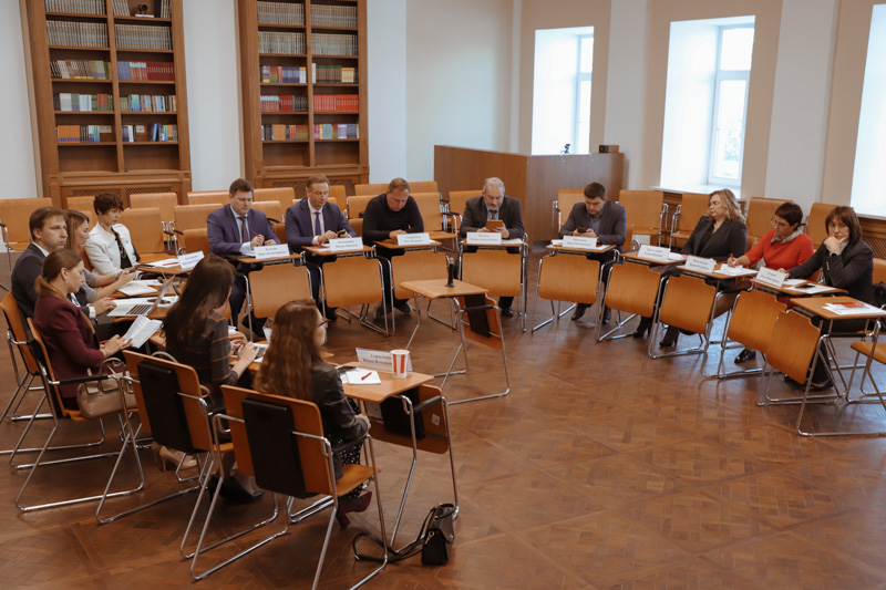 23 сентября на базе Мининского университета состоялось рабочее совещание по вопросу запуска образовательного процесса общеобразовательного комплекса АНОО «Школа 800»