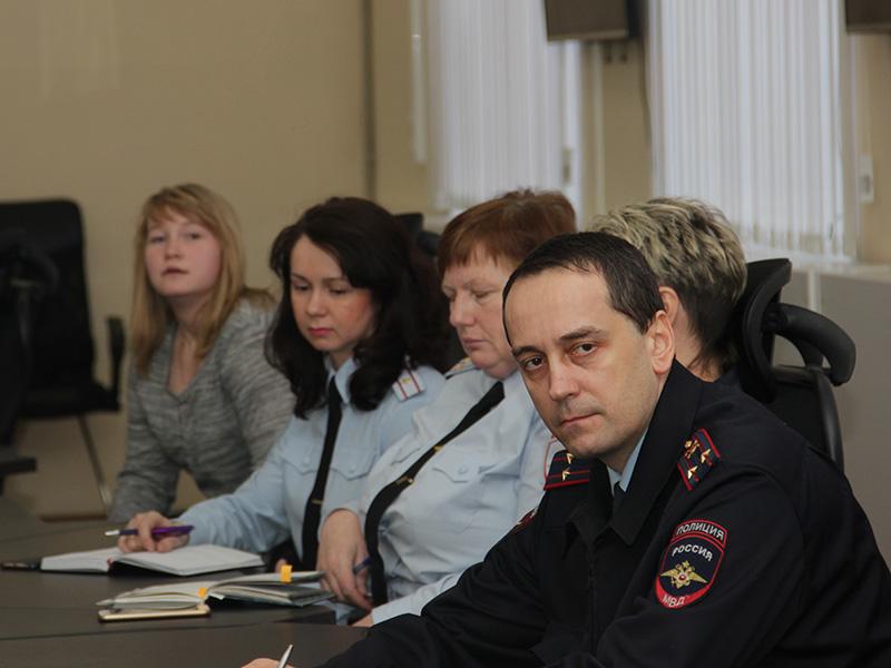 В Мининском университете начинает работу первое студенческое общественное объединение правоохранительной направленности в Нижегородской области