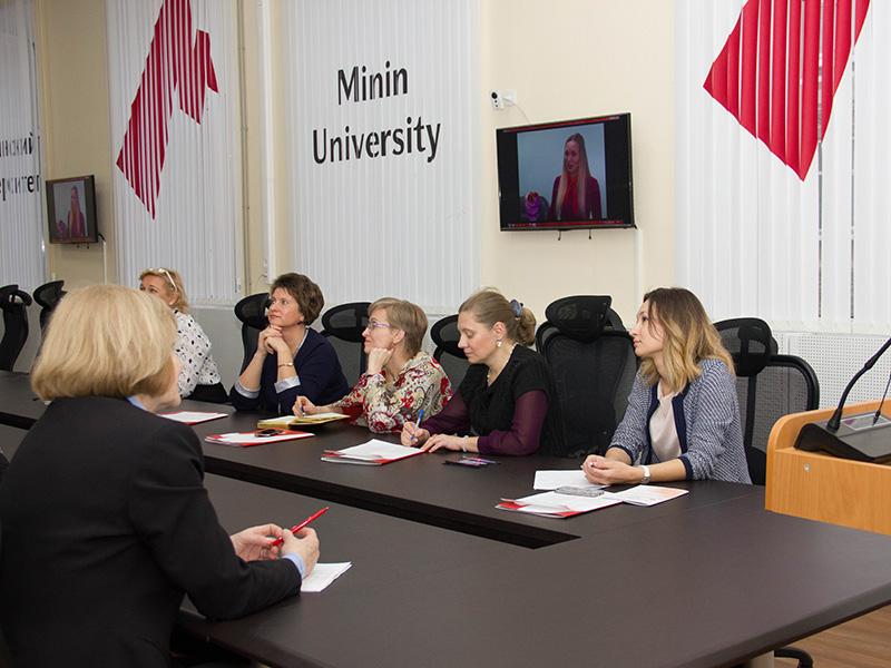 В Мининском университете пройдут тренинги по запуску и реализации наставнической программы «Траектория»