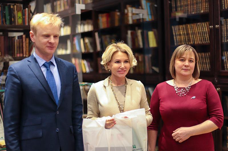 24 января 2019 года состоялась встреча руководства Мининского университета с Ольгой Юрьевной Никитиной, региональным координатором проекта «Единая страна – доступная среда», председателем социальной платформы
