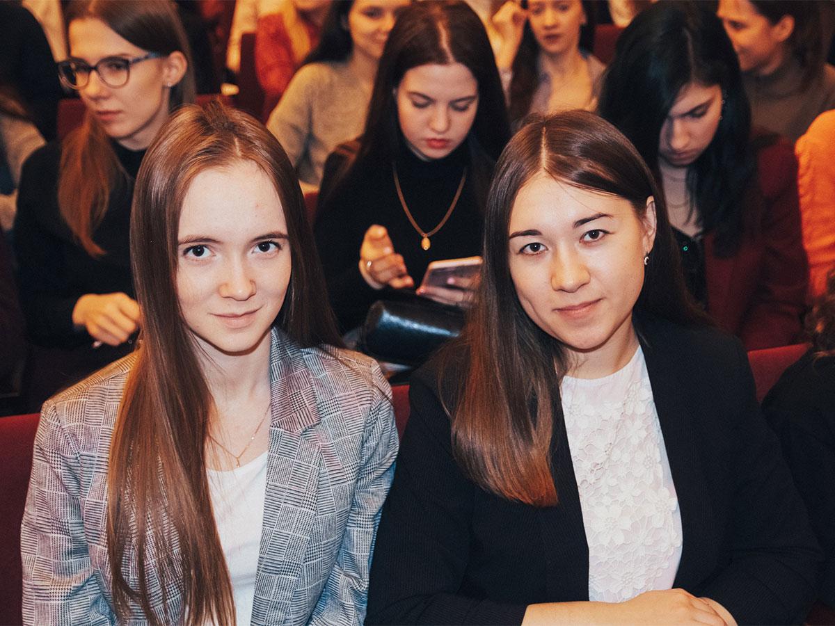 Cтуденты и преподаватели Мининского университета посетили открытую лекцию известного российского писателя Александра Звягинцева  «Чтобы помнили. Уроки Нюрнберга»