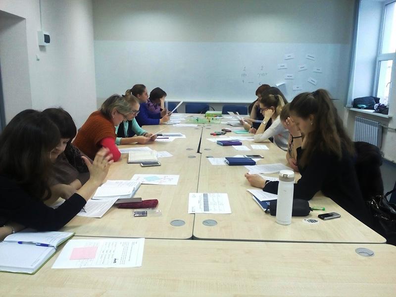 Состоялся областной семинар для учителей немецкого языка
