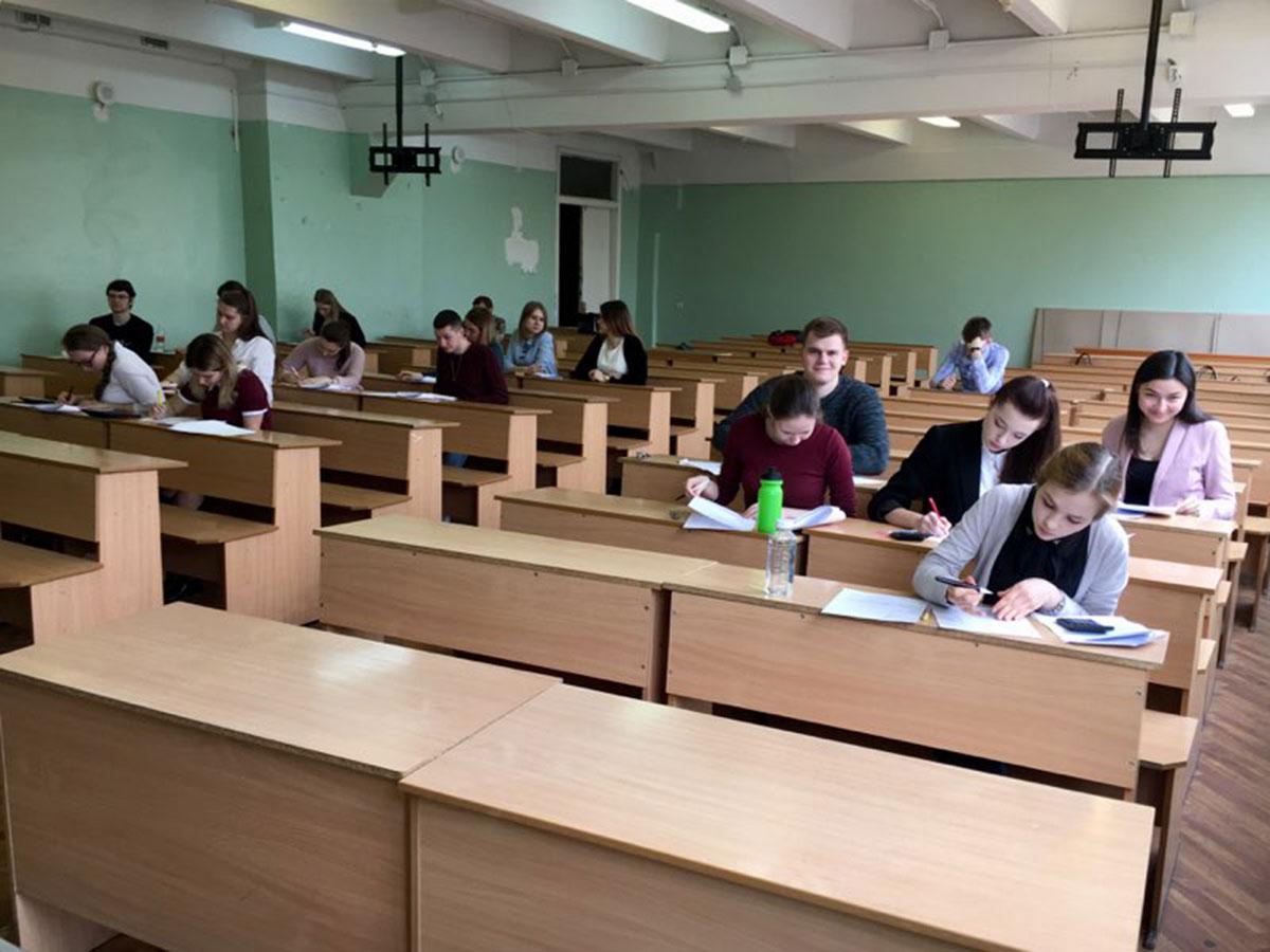 Областная студенческая олимпиада по страхованию прошла в Мининском университете