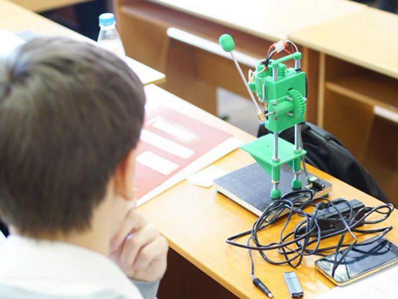 Прошел Региональный этап Всероссийской олимпиады школьников по технологии