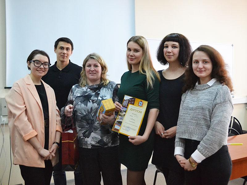 Команда Мининского университета заняла 2-е место в областной олимпиаде по менеджменту
