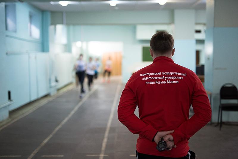 Cостоялся региональный этап Всероссийской олимпиады школьников по физической культуре