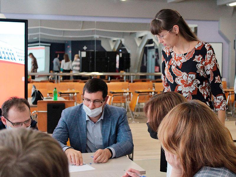 Методический семинар «Учебное событие в образовательном пространстве Open Space» прошел в Мининском университете