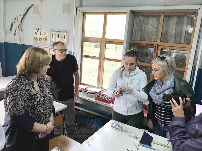 В Мининском университете второй год проходит студенческая научная орнитологическая смена