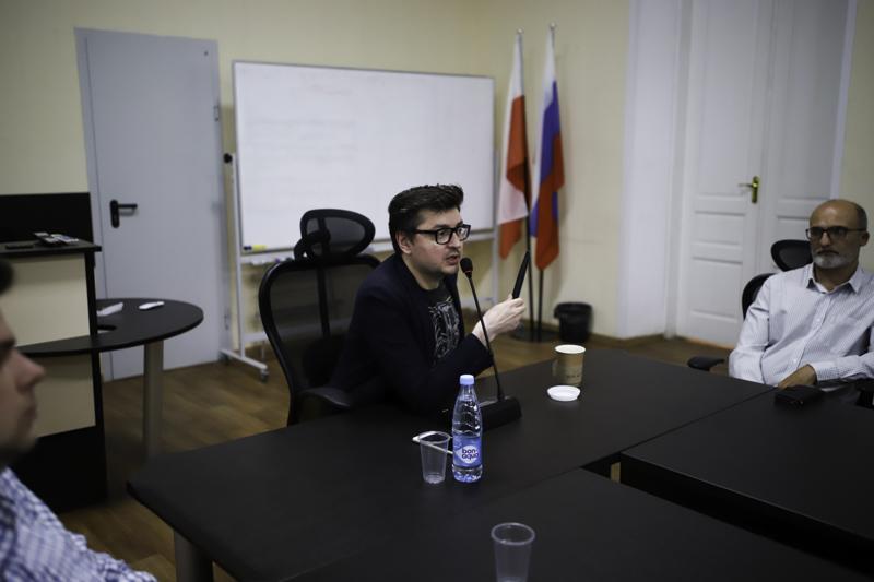 В Мининском университете состоялась открытая лекция по теме «Культовое кино сегодня»