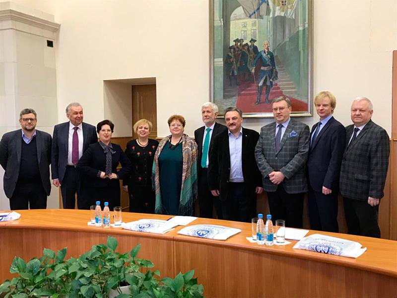 Мининский университет подписал договор о создании Ассоциации «Национальная платформа открытого педагогического образования»