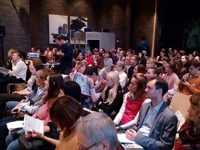 Преподаватели Мининского университета приняли участие в конференции «Человек в системе самоорганизации» в Базеле (Швейцария)