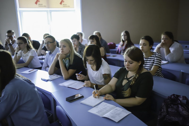 В Мининском университете состоялись открытые лекции по литературе русского зарубежья